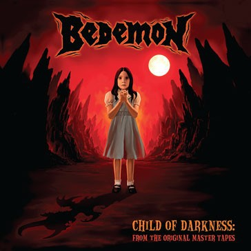 Cover BEDEMON, child of darkness