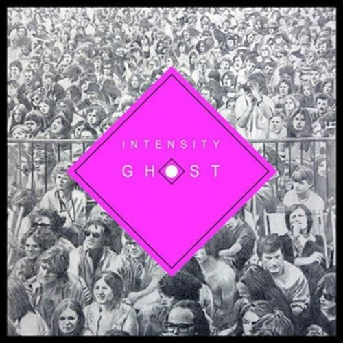 Cover CHRIS FORSYTH & SOLAR MOTEL BAND, intensity ghost
