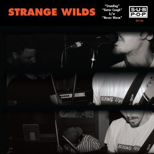 STRANGE WILDS, standing cover