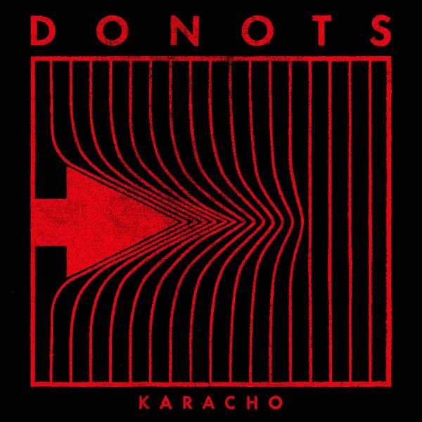 DONOTS, karacho cover