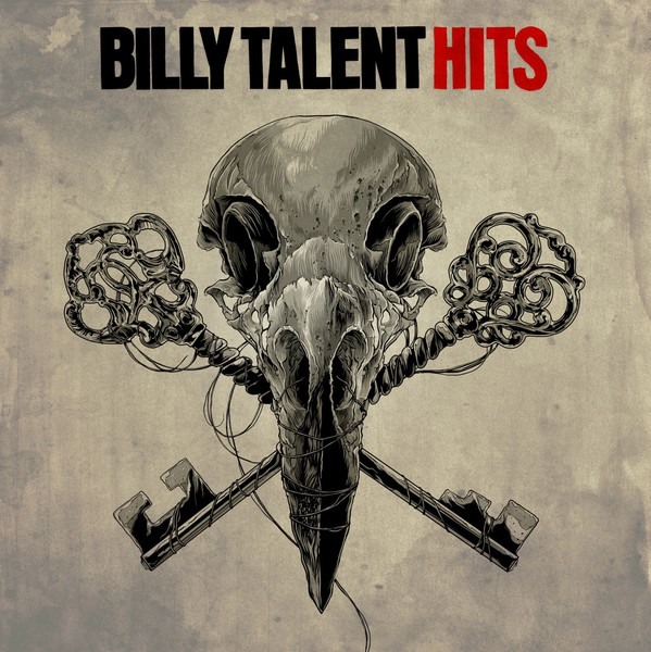 BILLY TALENT, hits cover