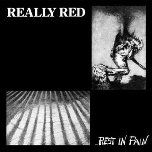 REALLY RED, vol. 2 rest in pain cover