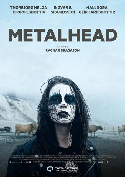 Cover METALHEAD, movie
