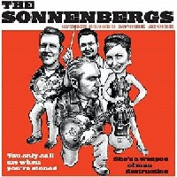 Cover SONNENBERGS, you only call me when you´re stoned