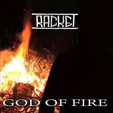 Cover RACKET, god of fire