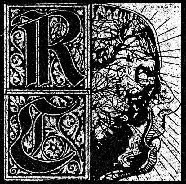 Cover RITUAL CONTROL, inoculation ep