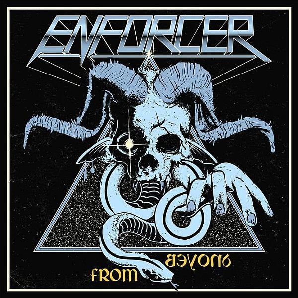 Cover ENFORCER, from beyond