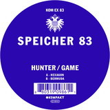 Cover HUNTER/GAME, speicher 83