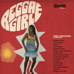 TENNORS, reggae girl cover