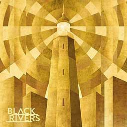 Cover BLACK RIVERS, s/t