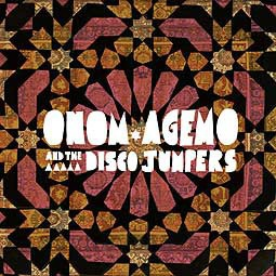 Cover ONOM AGENO AND THE DISCO JUMPERS, cranes and carpets