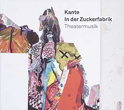 Cover KANTE, in der zuckerfabrik