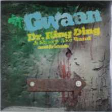 DR. RING DING & SHARP AXE BAND, gwaan cover
