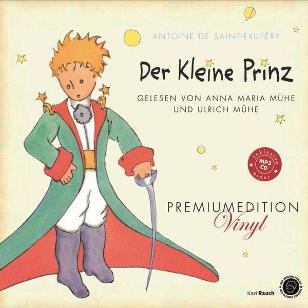 DER KLEINE PRINZ, hörbuch cover