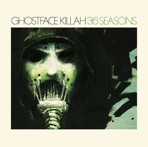Cover GHOSTFACE KILLAH, 36 seasons