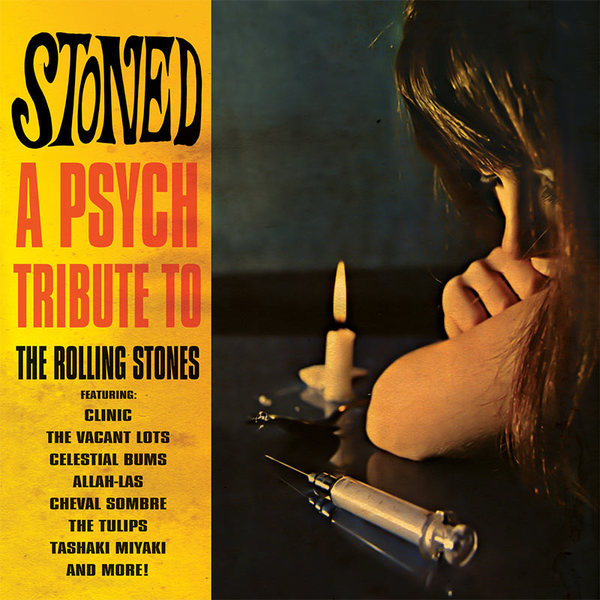 Cover V/A, stoned - a psych tribute to the rolling stones