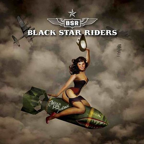 Cover BLACK STAR RIDERS, the killer instinct