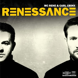 Cover MC RENE & CARL CRINX, renessance