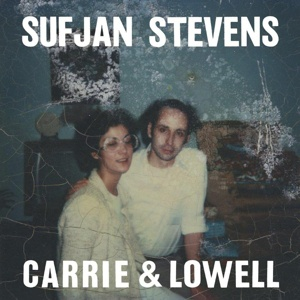 Cover SUFJAN STEVENS, carrie & lowell