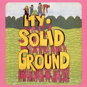 Cover MY SOLID GROUND, s/t