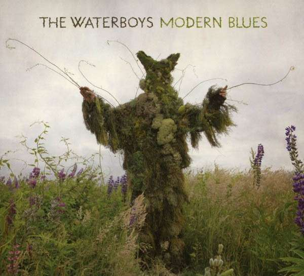 WATERBOYS, modern blues cover