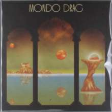 Cover MONDO DRAG, s/t (orange colored)
