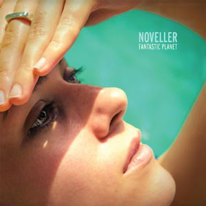 Cover NOVELLER, fantastic planet