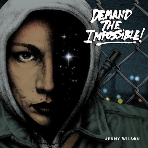Cover JENNY WILSON, demand the impossible