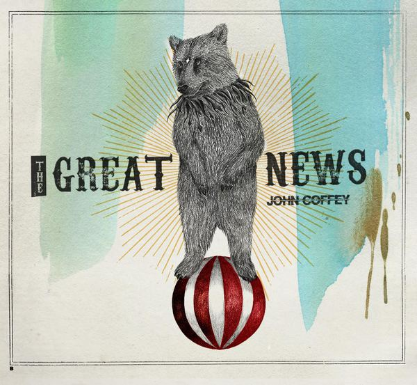 Cover JOHN COFFEY, the great news