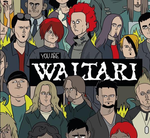 WALTARI, you are waltari cover