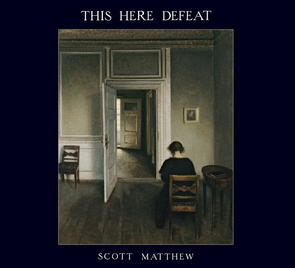 Cover SCOTT MATTHEW, this here defeat