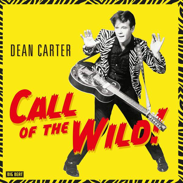 Cover DEAN CARTER, call of the wild!
