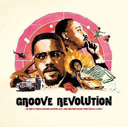 Cover V/A, groove revolution