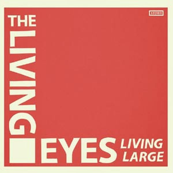 Cover LIVING EYES, living large