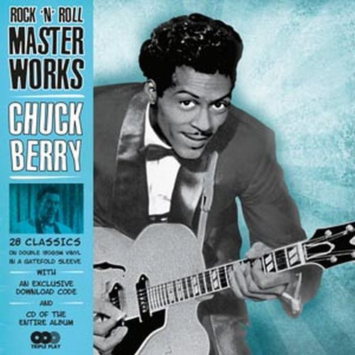 Cover CHUCK BERRY, master works