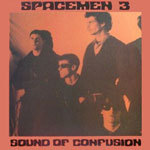 SPACEMEN 3, sound of confusion cover
