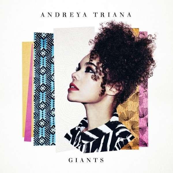 Cover ANDREYA TRIANA, giants