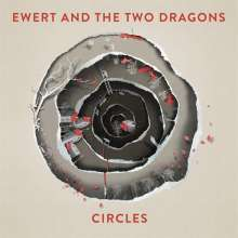 Cover EWERT AND THE TWO DRAGONS, circles