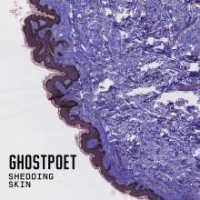 Cover GHOSTPOET, shedding skin