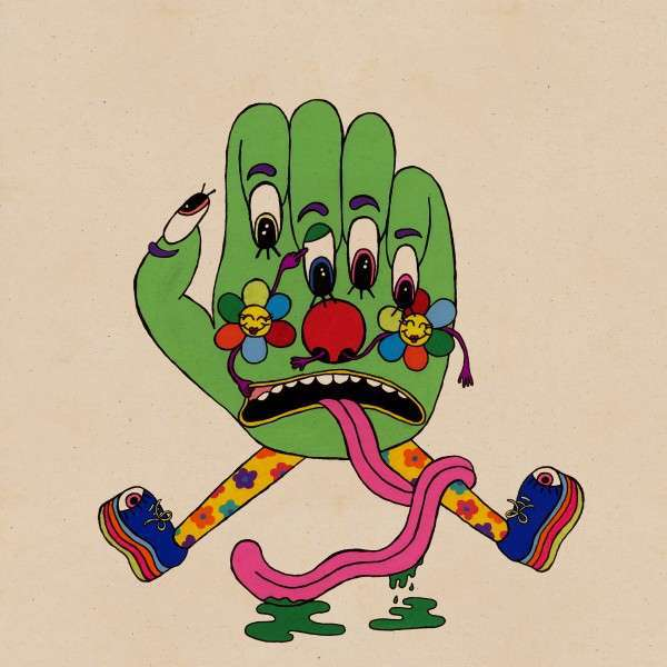 DAN DEACON, gliss riffer cover