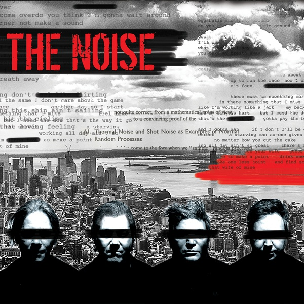 Cover THE NOISE, s/t