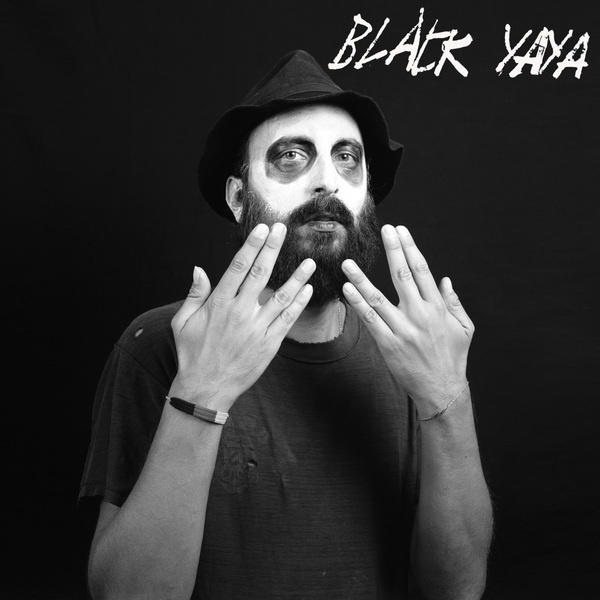 Cover BLACK YAYA, s/t