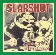 Cover SLAPSHOT, old tyme hardcore