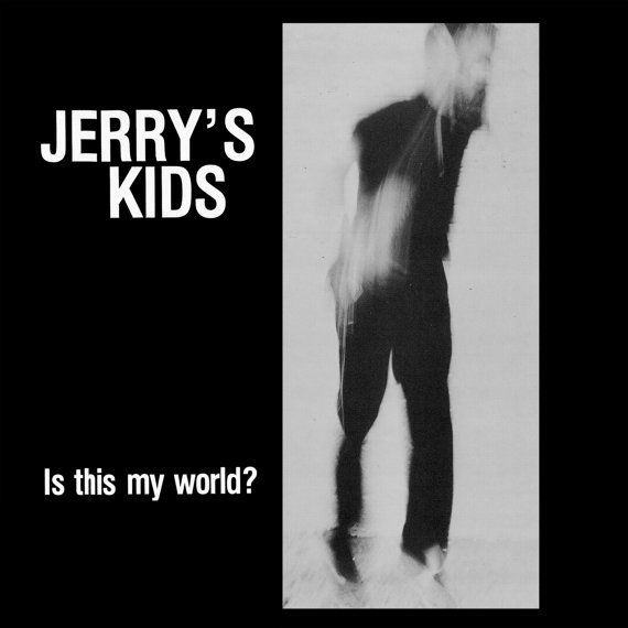 JERRY´S KIDS, is this my world cover