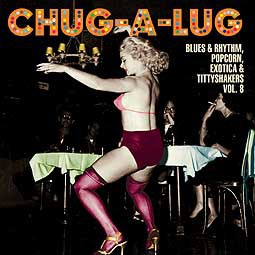 Cover V/A, chug-a-lug vol. 8