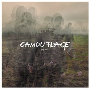 Cover CAMOUFLAGE, greyscale