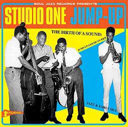 Cover V/A, studio one jump up - jamaican r&b, jazz & ska