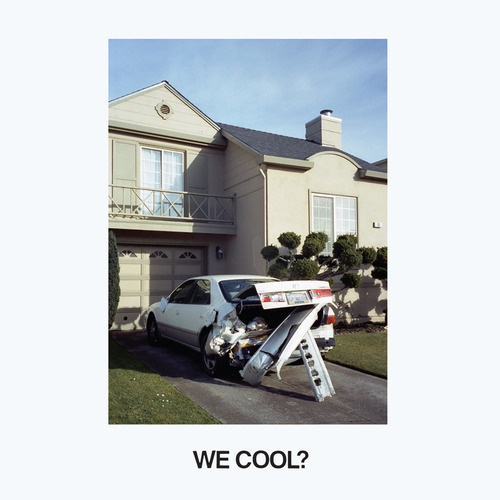 JEFF ROSENSTOCK, we cool? cover