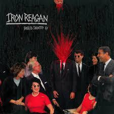 Cover IRON REAGAN, spoiled identity