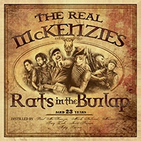 Cover REAL MCKENZIES, rats in the burlap
